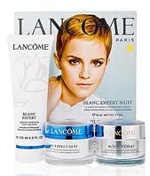 """Косметический набор кремов для лица в подарочной упаковке, 3 в 1, Lancome """"Blanc Expert"""" ROM /8"""