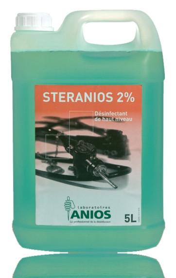 Стераніос 20% NG - дезінфекція, ПСО, стерилізація, ДВУ