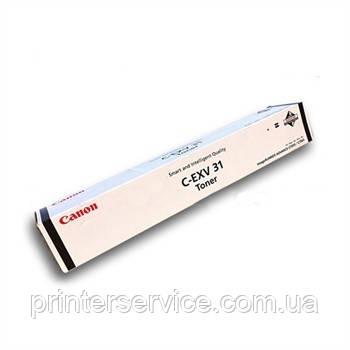 Тонер Canon C-EXV31 Black для iR C7065i/ C7055i (2792B002)
