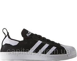 "Мужские кроссовки Adidas Superstar 80s Primeknit ""Black/White"""