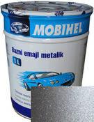 Автокраска Mobihel металлик 640 Серебристая.