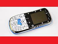 """Телефон Donod C113 Белый - 1.8"""" + 2Sim + ЧЕХОЛ"""