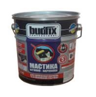 Мастика Budfix битумно-каучуковая 3 кг (56643)