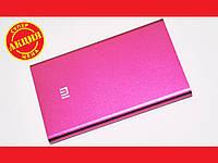 Power Bank Xiaomi Mi 24000 mAh Розовый Метал. корпус, фото 1