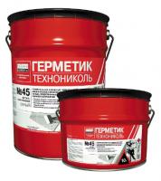 Герметик бутилкаучуковый ТЕХНОНИКОЛЬ № 45