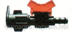 Кран стартовый для рукава LFTи трубки Dn16, фото 2