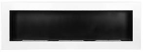Биокамин Archikart, 1200х400 мм, белый глянец, фото 3