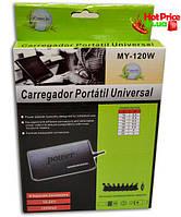 Универсальное зарядное устройство для ноутбуков MY-120W, комплектующее, зарядные устройства
