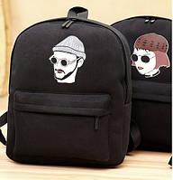 Стильный и модный рюкзак Девушка-Парень