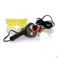 Ультрафиолетовый фонарь 65w и очки для определения утечки фреона Force 902G10 F