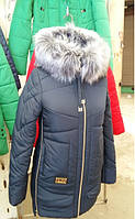 Женский пуховик. Размеры 42-50