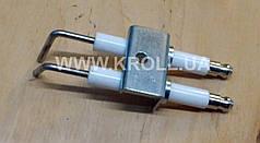Электроды поджига для тепловых пушек: MAK 15; MAK 25; MAK 40; GK 15; GK 20; GK28; GK 40; GK 60