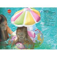 Круг для плавания с сиденьем Intex 56583