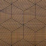 Line Piramid — декоративные панели 2D