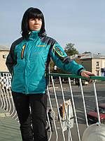 Мембранная лыжная куртка женская Spyder