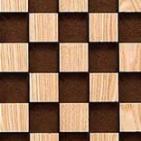 Chess — стеновые панели 2D