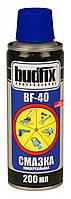 Смазка-спрей Budfix BF40 универсальная 200 мл (49419)