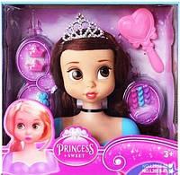 Голова куклы для причесок L2015-67