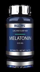 Scitec Essentials Melatonin 90 табл