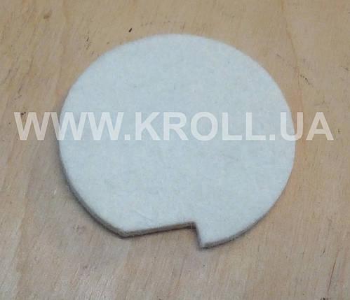 Фильтр войлочный воздушный для тепловых пушек: MAK 15; MAK 25; MAK 40; GK 15; GK 20; GK28; GK 40; GK 60, фото 2