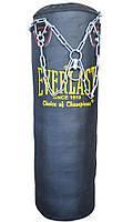 Мешок боксерский кожаный Everlast  EV LEAT90