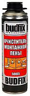 Очиститель монтажной пены Budfix 500CL 450 мл (47959)