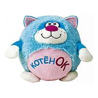 Мягкая игрушка «FANCY» (ККУ0) котёнок Круглик, 19 см