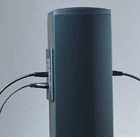 BIS — Двусторонняя алюминиевая колонна для электроустановочных изделий
