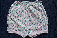 Трусы женские панталоны хлопковые короткие