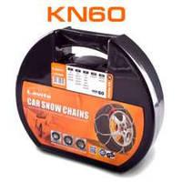 Цепи противоскольжения для колёс KN60 2шт.