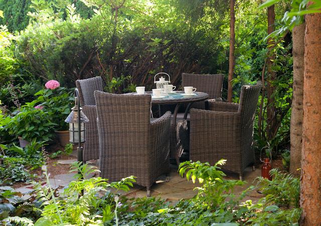 Набор мебели ФиЛам ФО, Роял - коричневый - мебель из искусственного ротанга - мебель для веранды - КомФорТиуМ в Киеве