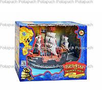 Детский игровой корабль Пираты Черного Моря М 0512