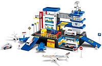 Детская парковка Аэропорт P826-A