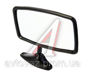 Зеркало наружное ВАЗ 2101, ВАЗ 2102, ВАЗ 2104 крашеное вакуумная упаковка металл