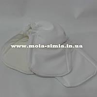 Бамбукові вкладки 5-ти шарові на резинці для багаторазових підгузників
