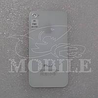 Задняя крышка Apple iPhone 4S white