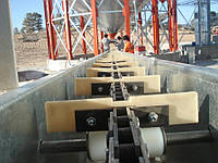 Цепной скребковый  транспортер ТСЦ-320
