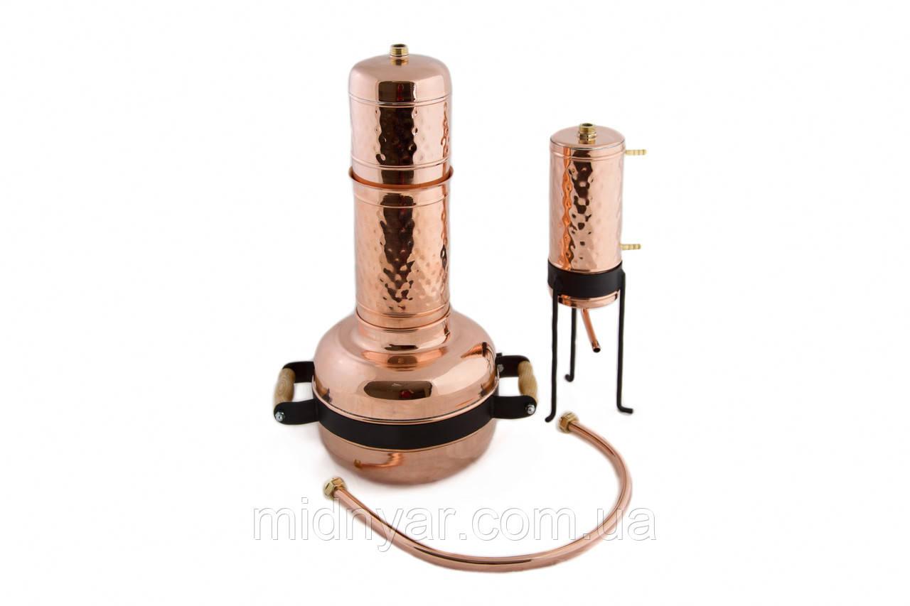 Дистиллятор эфирных масел 5 литров 12 литров