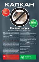 """"""" Капкан """" клеевая ловушка от мелких грызунов 28х13,5 см"""