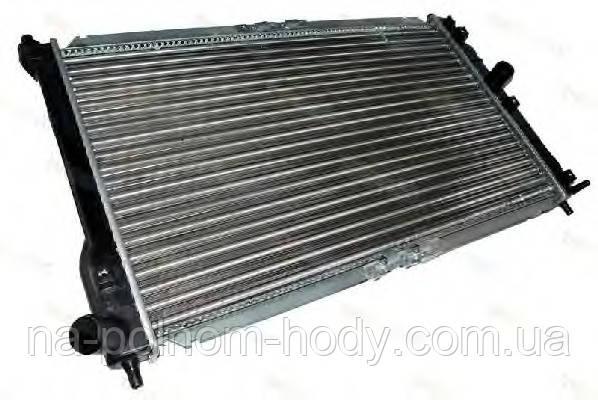Радиатор охлаждения с кондиционером Ланос Termotec Польша