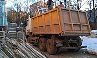 Утилизация строительного мусора.Вывоз мусора