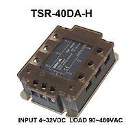 Трехфазное твердотельное реле TSR-40DA-H