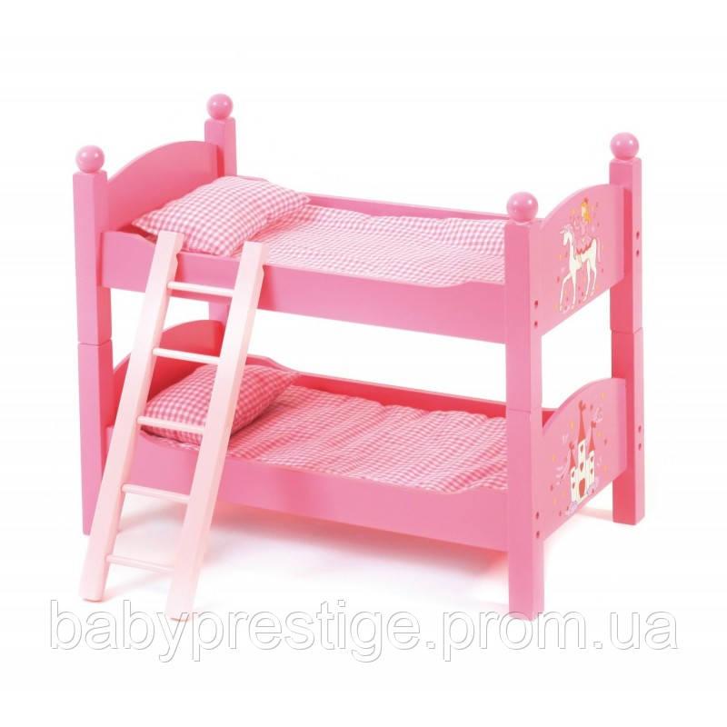Двухъярусная кровать для кукол - Bayer Chic