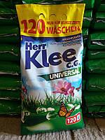 Стиральный порошок Klee 10 кг 120 стирок универсальний Германия