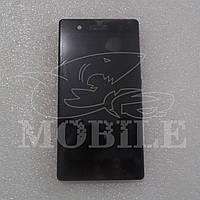 Модуль Sony C6602/C6603/C6606 Xperia Z в рамке black