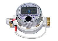 Многотарифный счетчик горячей воды с датчиком температуры ЛВ-4ТМ1-моноблок. Экономия - в 11 раз!