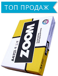 Офисная бумага а4 Zoom пл. 80 500 лист