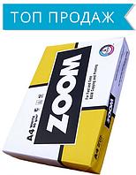 Папір офісний A4 Zoom щільн. 80 г/м2, 500 аркушів
