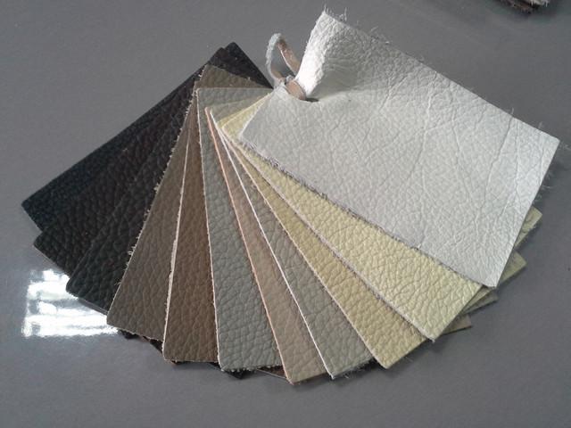 Мебельная натуральная кожа Dolaro