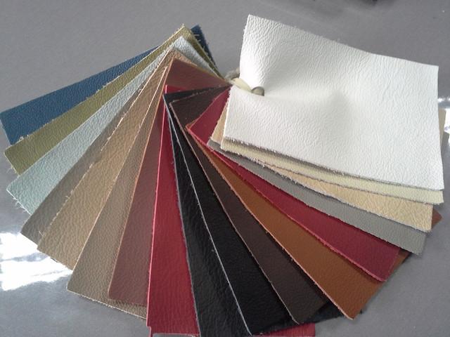 Мебельная натуральная кожа Roma